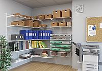Системы (полки) хранения для офиса (40-65 тыс тг пог/м)