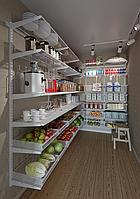 Системы (полки) хранения для кафе, ресторанов, кухни