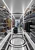 Системы хранения (полки) для гардеробной (35-65 тыс тг пог/м)