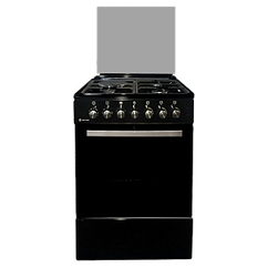 Газовая плита с электрической духовкой  606031. 12гэ 003 (кр) ЧР Deluxe