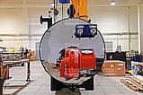 Дизельный парогенератор ПГ-2000 на раме, фото 2