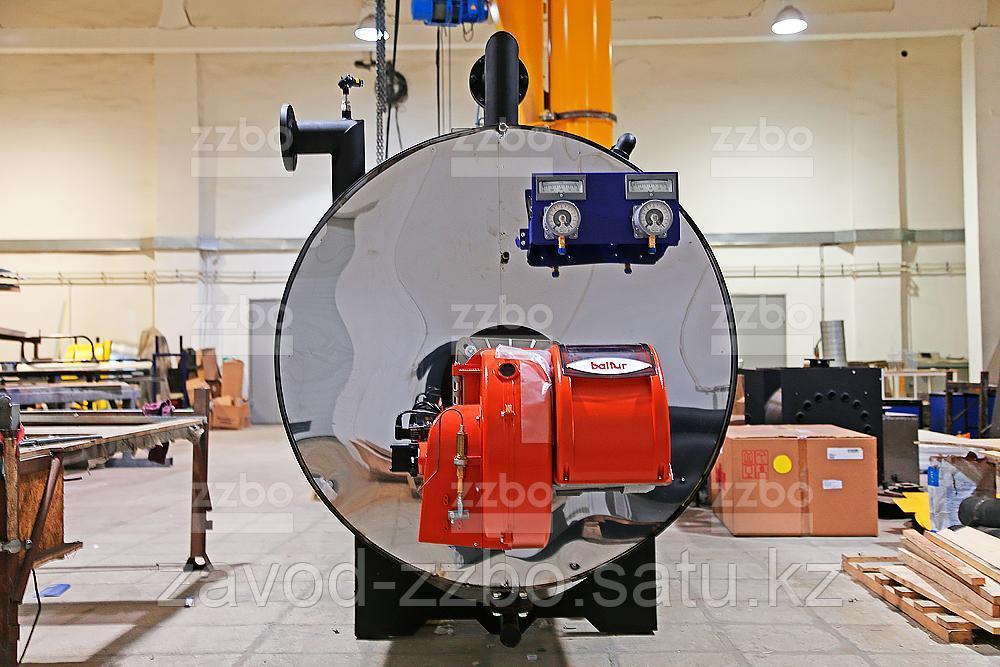 Газовый парогенератор ПГ-2000 на раме
