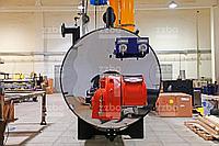 Газовый парогенератор ПГ-2000 на раме  , фото 1