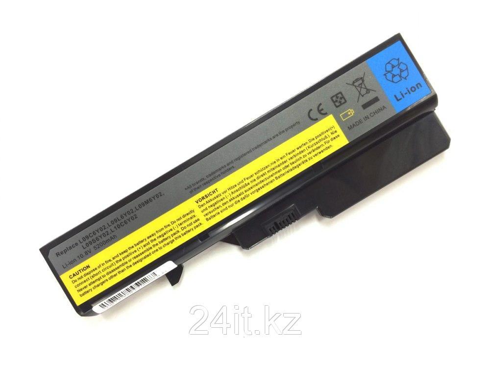 Аккумулятор для ноутбука Lenovo G460/ 11,1 В (совместим с 10,8 В) / 4400 мАч, черный