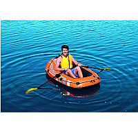 Лодка надувная Kondor 1000 Set 155 х 93 см, Bestway 61078