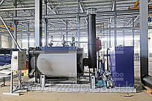 Газовая водогрейная котельная ВК-10