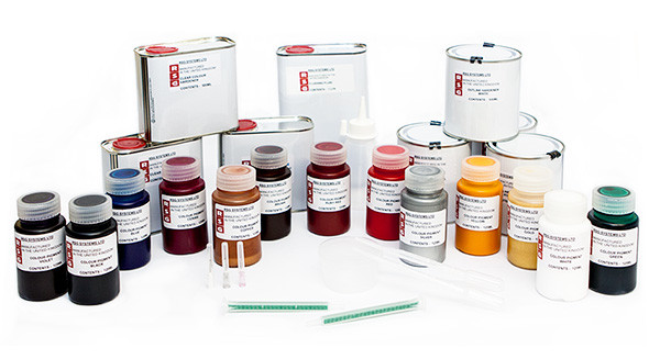 Краска и материалы CRI (Англия)