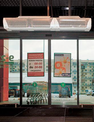 Воздушно-тепловая завеса Тепломаш КЭВ-12П4031Е Комфорт (1 метровая; с электрическим нагревателем), фото 2