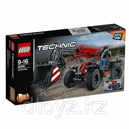 Lego Technic 42061 Телескопический погрузчик, Лего Техник