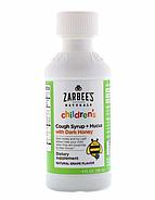 Zarbee's, Naturals, детский сироп от кашля + от слизи, фото 3