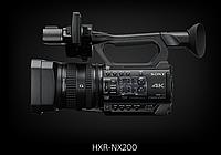 Профессиональный NXCAM камкордер  Sony HXR-NX200, фото 1