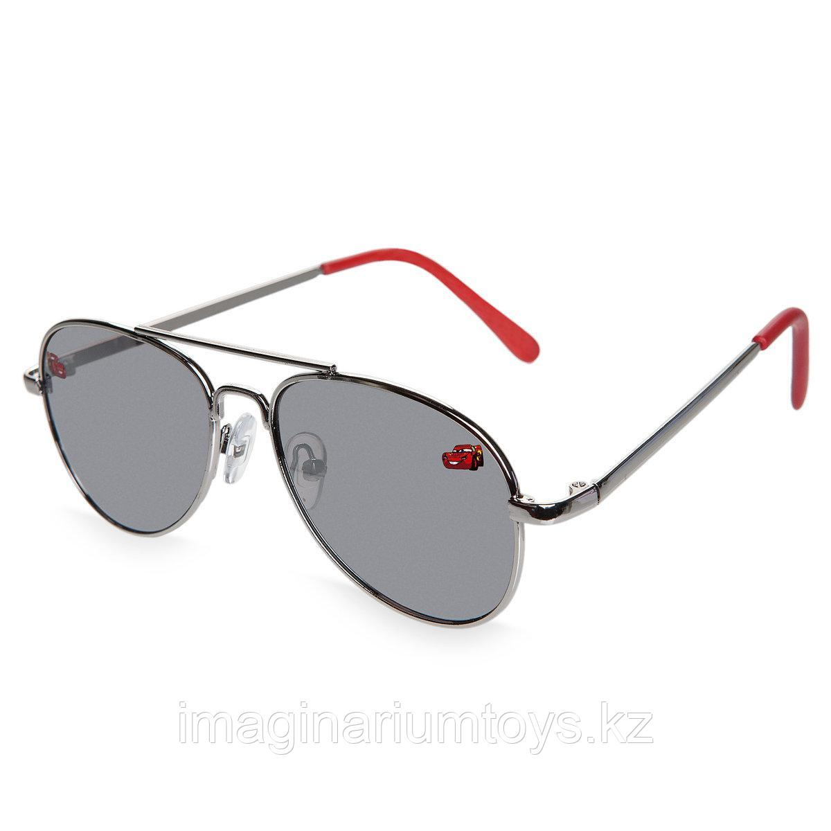 """Очки солнцезащитные для мальчиков """"Тачки"""""""