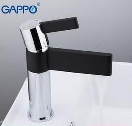 Смеситель для умывальника GAPPO 1081