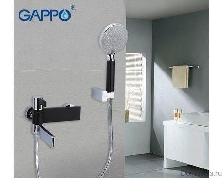 Смеситель для ванны GAPPO 3281