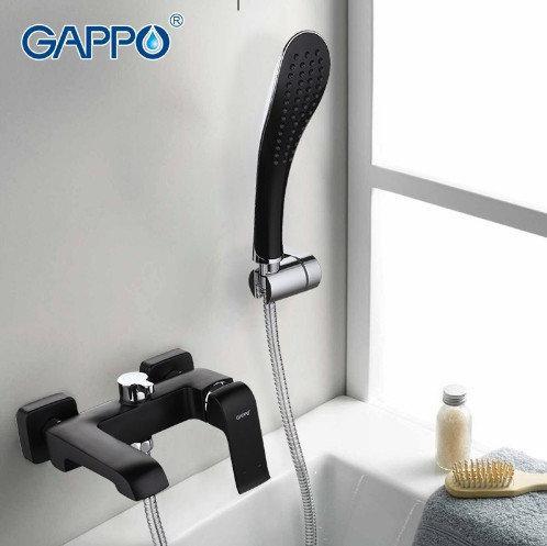 Смеситель для ванны GAPPO 3250
