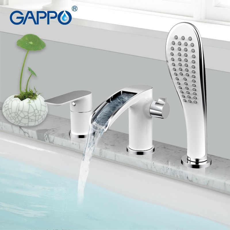 Смеситель для ванны GAPPO 1148-8