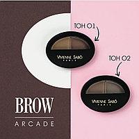 """Тени для бровей """"Brow Arcade"""""""