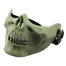 """Байкерская маска """"Череп"""""""