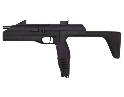 Пистолет пневм. МР-651 К кал. 4.5, шт Пистолет пневм. МР-661К-02 (Дрозд) пласт. с ускорителем
