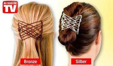 Набор чудо-заколок EZ Combs для волос [2 шт.], фото 3