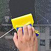 Магнитная щетка для двухстороннего мытья окон Double-Sided Glass Cleaner, фото 4