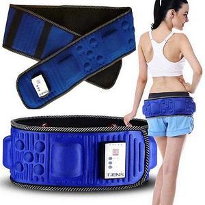 Вибромассажный пояс для похудения «Тяньши» X5 Slim Super 3 в 1