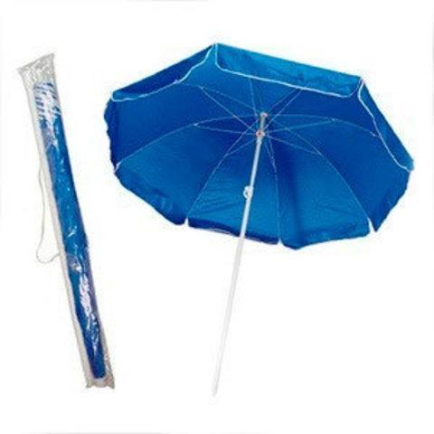 Зонт пляжный/садовый «ВОСТОК» от солнца  в чехле (200 см)
