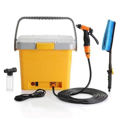 Комплект для мойки автомобиля «Ведро-кешер» высокого давления MG-CW001