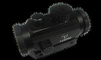 Прицел коллиматорный Target Optic 1*30 RD Закрытого типа на Weaver