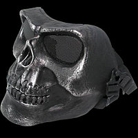 Тактическая маска череп