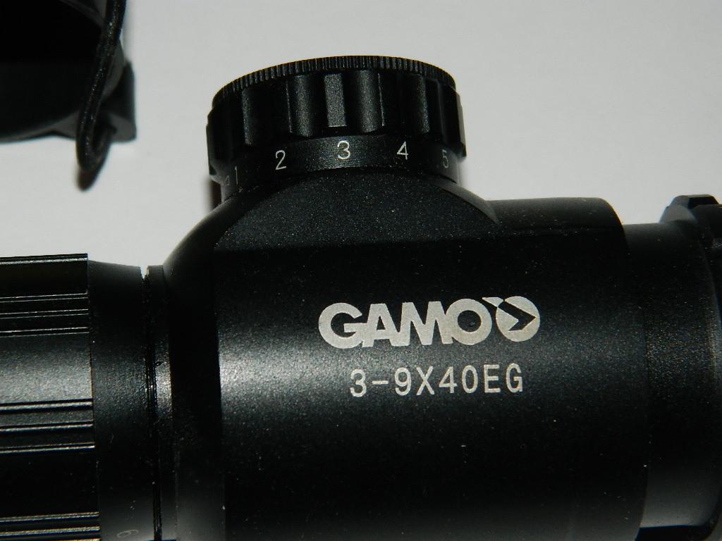 Gamo прицел 3-9х40 eg