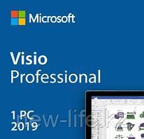 Visio Professional 2019, ESD, 1PC