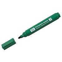 "Маркер перманентный OfficeSpace ""8004А"" зеленый, пулевидный, 3мм 265706"