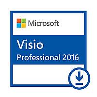 Visio Professional 2016, ESD, 1PC