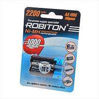 Аккумулятop ROBITON AA   2200mAh