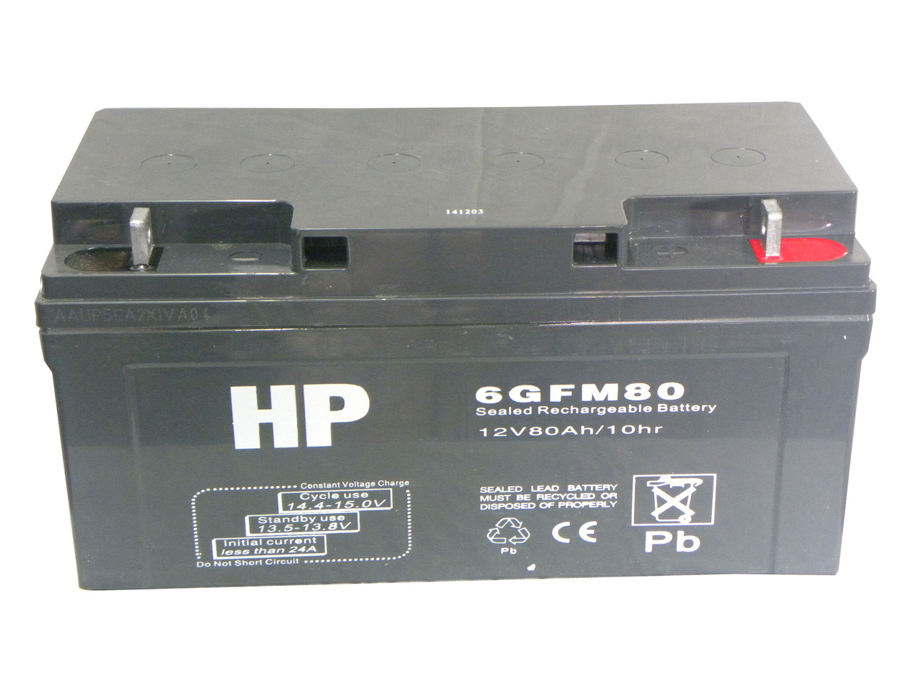 Аккумулятор на UPS 12V 80Ah/10HR