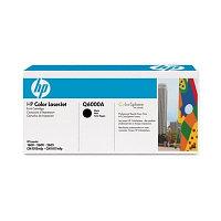 Картридж HP Q6000A (black) ORIGINAL для HP CLJ 1600/2600/2605/CM1015