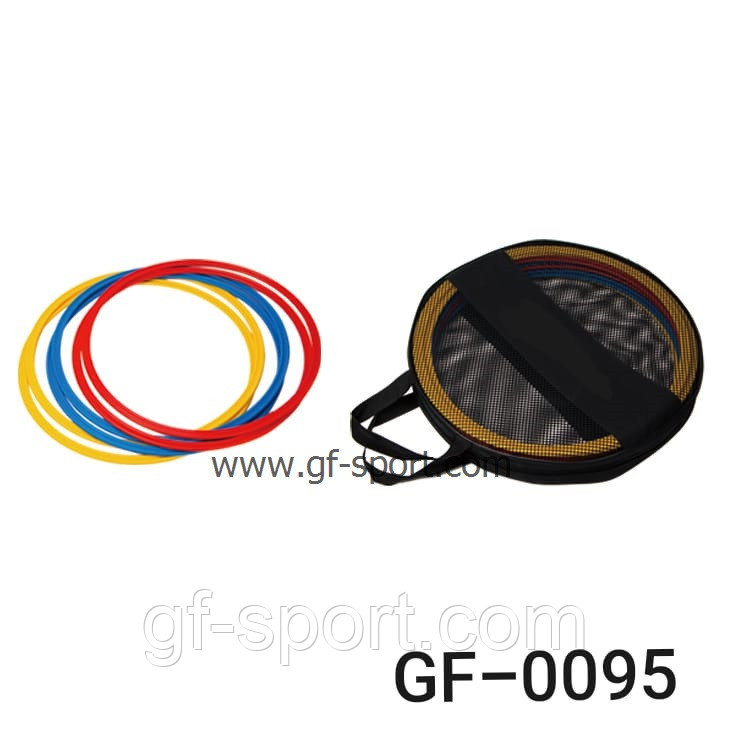 Тренировочные кольца для футбол(кольца для координации) 0095
