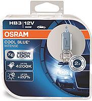 Галогенная лампа OSRAM COOL BLUE INTENSE +20% HB3 9005