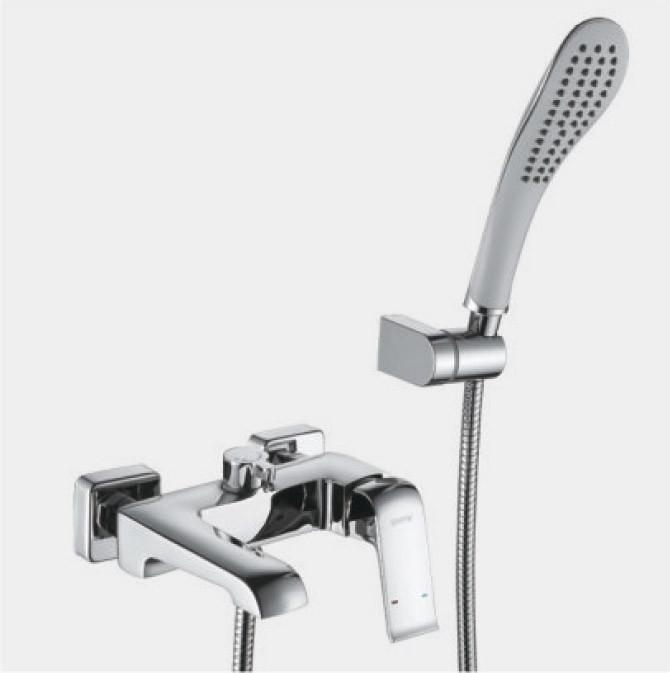 Смеситель для ванны GAPPO 3250-8
