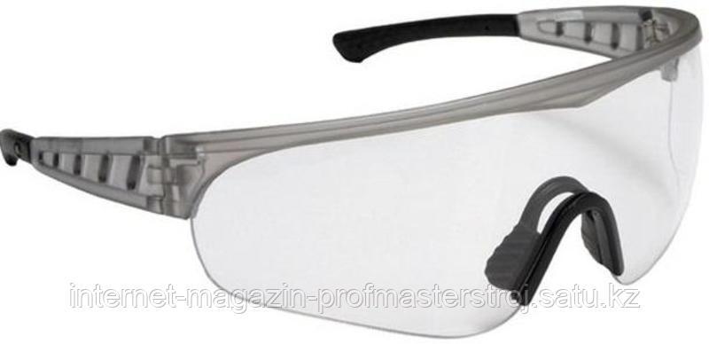 Очки защитные открытого типа, прозрачные, серия SPORT, STAYER