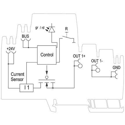 Контроль нагрузки AMG ELM-4F, фото 2