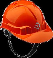 Каска защитная, 52-62 см, оранжевая, серия «ЭКСПЕРТ», ЗУБР