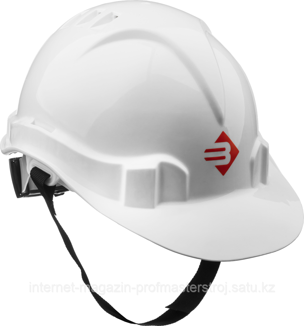 Каска защитная, 52-62 см, белая, серия «ЭКСПЕРТ», ЗУБР