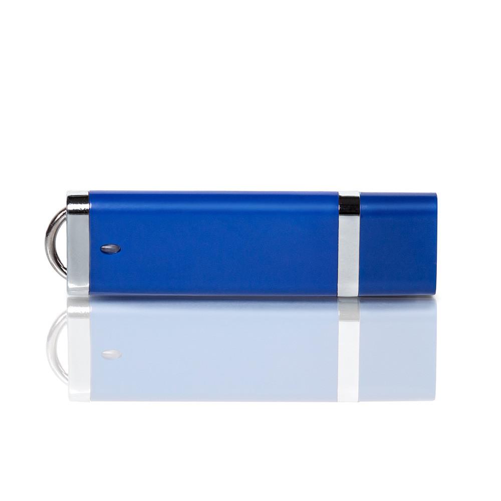 Флешка PL003 (синий) с чипом 8 гб