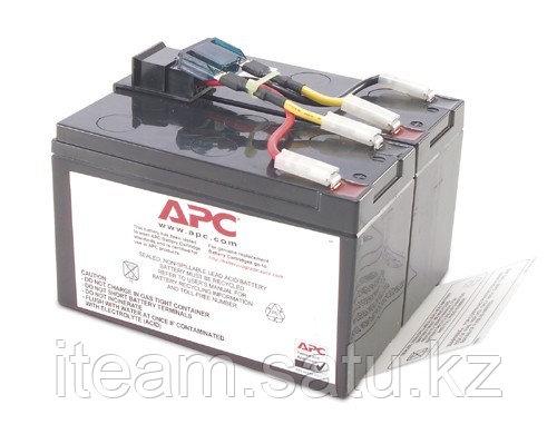 Сменный комплект батарей APC RBC48 Battery/RBC48/internal