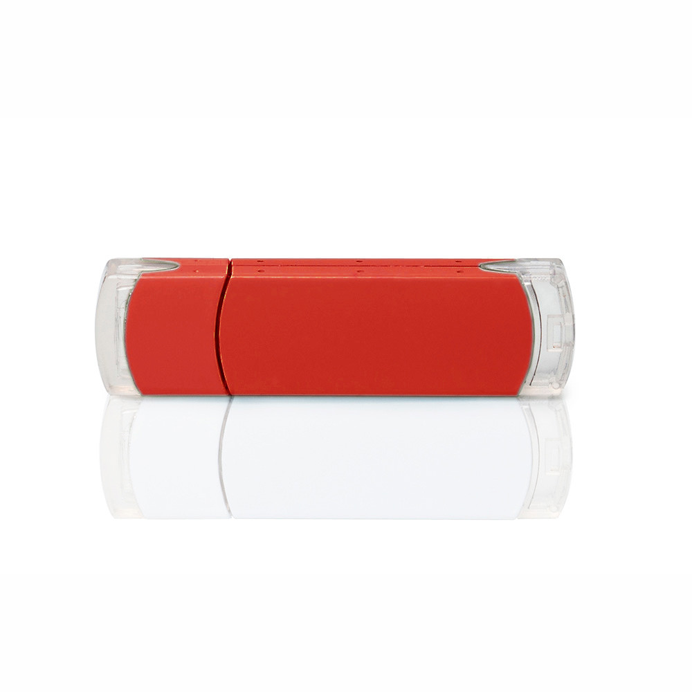Флешка PM012 (красный) с чипом 4 гб