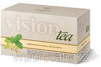 Липовый чай купить. Чай Vision липа и мята