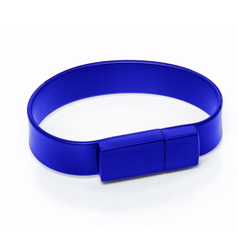 Флешка S001 (темно-синий) с чипом 16 гб