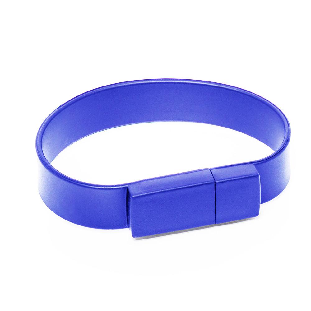 Флешка S001 (синий) с чипом 16 гб
